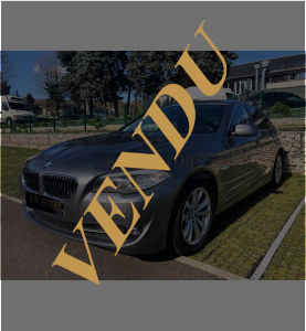 BMW SERIE 5 520D 184 CONFORT